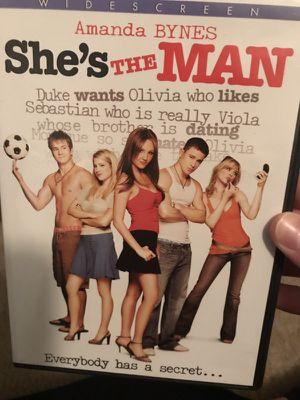 She's the man dvd for Sale in Lincolnia, VA