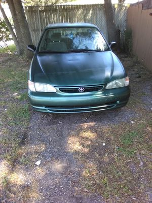 Toyota Corolla 98 for Sale in Tampa, FL