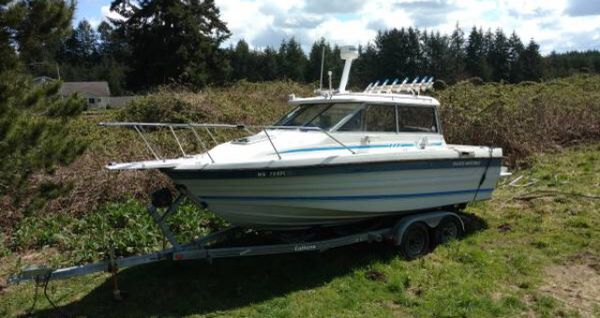 Bayliner trophy for Sale in Olympia, WA - OfferUp