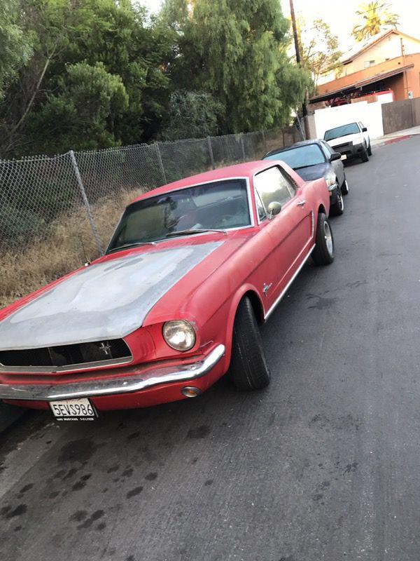 Mustan 65 (Cars & Trucks) in Los Angeles, CA - OfferUp