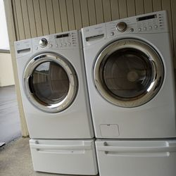 Washer And Dryer L G  Thumbnail
