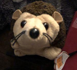 Photo 1998 Vintage Beanie Babies Hedgehog