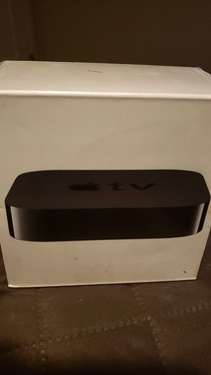 Apple TV Third Generation - Brand New for Sale in Chelsea, MA