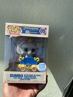 Dumbo funko pop límited edition Thumbnail