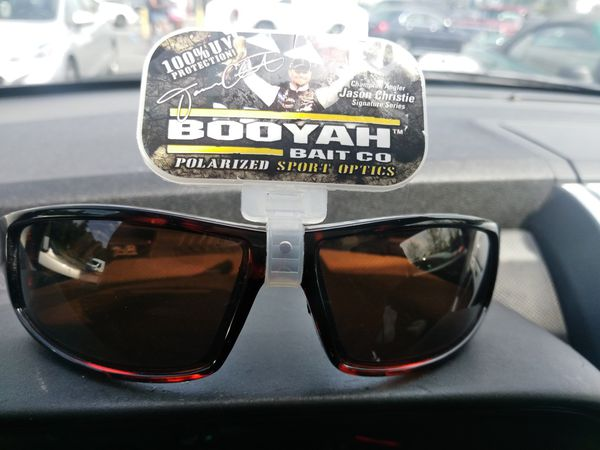5e5fc5d929b Booyah polarized fishing sunglasses for Sale in Atlanta