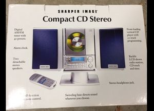 Compact CD stereo system for Sale in Peabody, MA