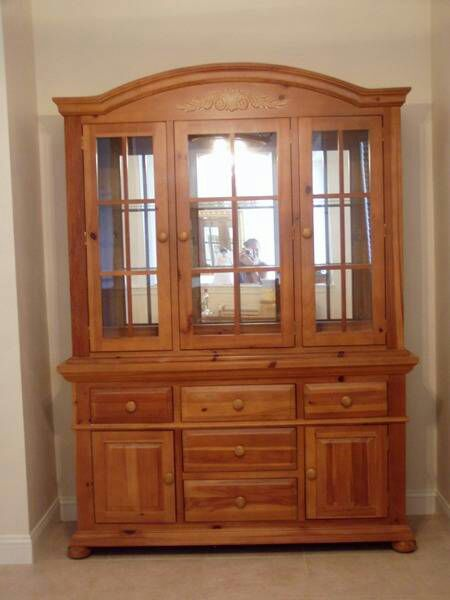 Broyhill Fontana China Cabinet For Sale In Burr Ridge Il Offerup