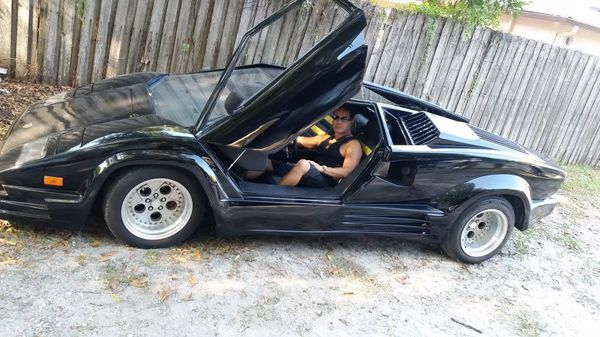 1989 Lamborghini Countach Replica For Sale In Orlando Fl Offerup