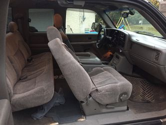 1999 Chevrolet Silverado 2500 Thumbnail