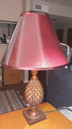 Lamp stand and shade Thumbnail