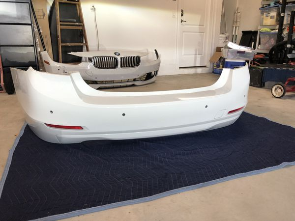 Bmw F30 Rear Bumper 328i With Pdc For Sale In Fl Us Offerup