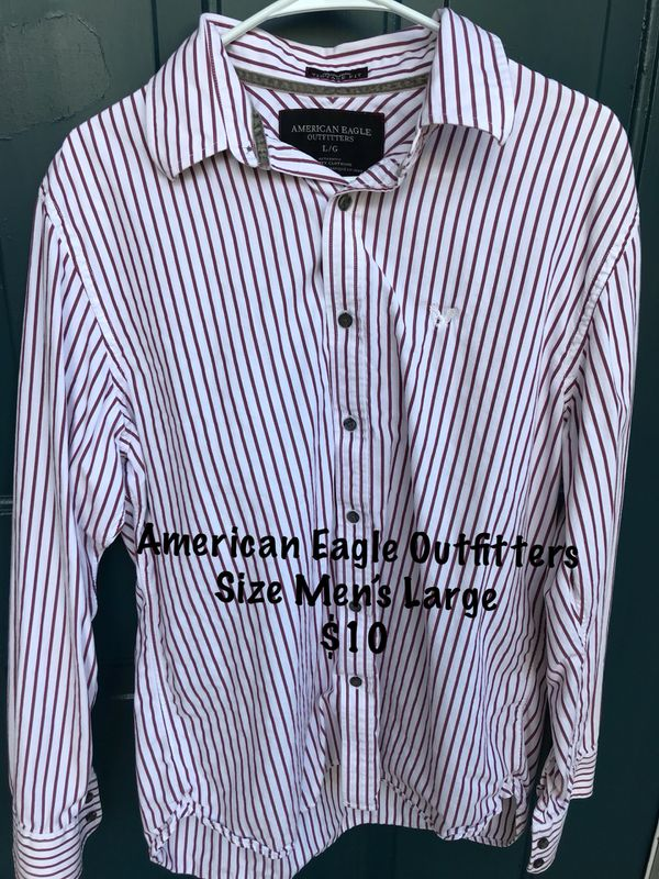 61b173b8 American Eagle dress shirt for Sale in Madison, AL - OfferUp