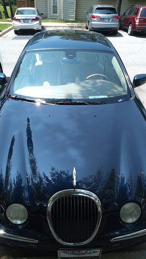 2001 Jaguar S type 3.0 for Sale in Boyds, MD