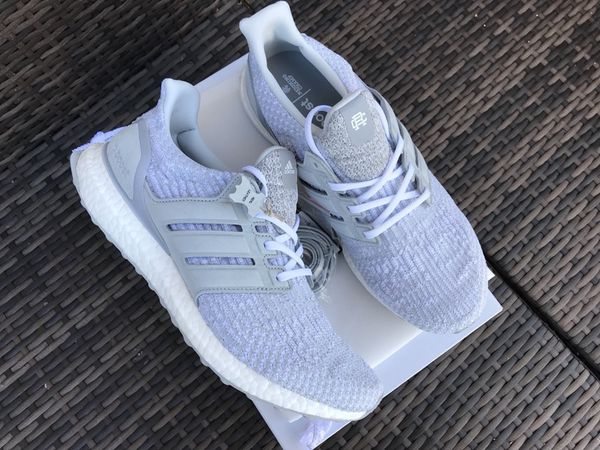 29d4649b325 ADIDAS Ultra Boost 3.0 Reigning Champ Clear Grey for Sale in Santa ...
