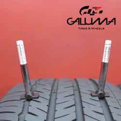 2 TIRES Michelin Primacy MXM4 ZP 225/50r17 225/50/17 2255017 RunFlat 94V #53801 Thumbnail