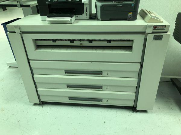 Xerox 8830 printer excellent condition for Sale in Garden Grove, CA -  OfferUp