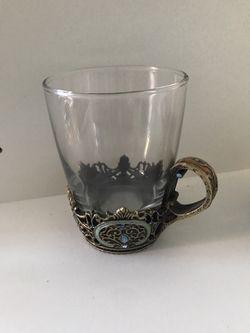 Jeweled teacup Thumbnail