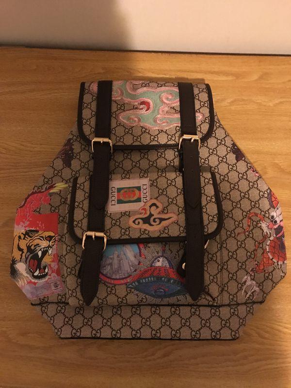 ffd76d1a11db Gucci bookbag for Sale in Kernersville, NC - OfferUp