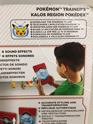 Pokémon Trainers Interactive Toy for Sale in Lakewood, CO - OfferUp