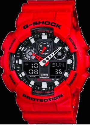 New Casio G Shock (Red) Watch for sale  Wichita, KS