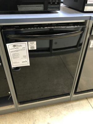 """Photo New Frigidaire Black Built In 24"""" Dishwasher!! 1 Year Manufacturer Warranty Included"""