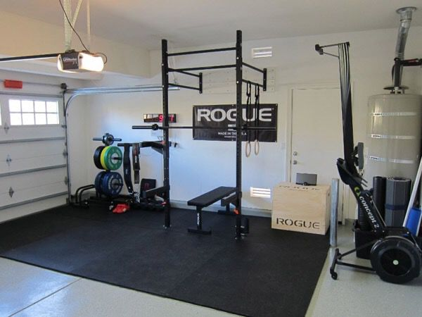 I am looking for rogue gym crossfit home equipment
