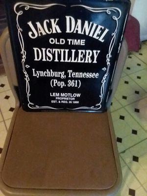 Jack Daniel metal sign for Sale in Kearneysville, WV