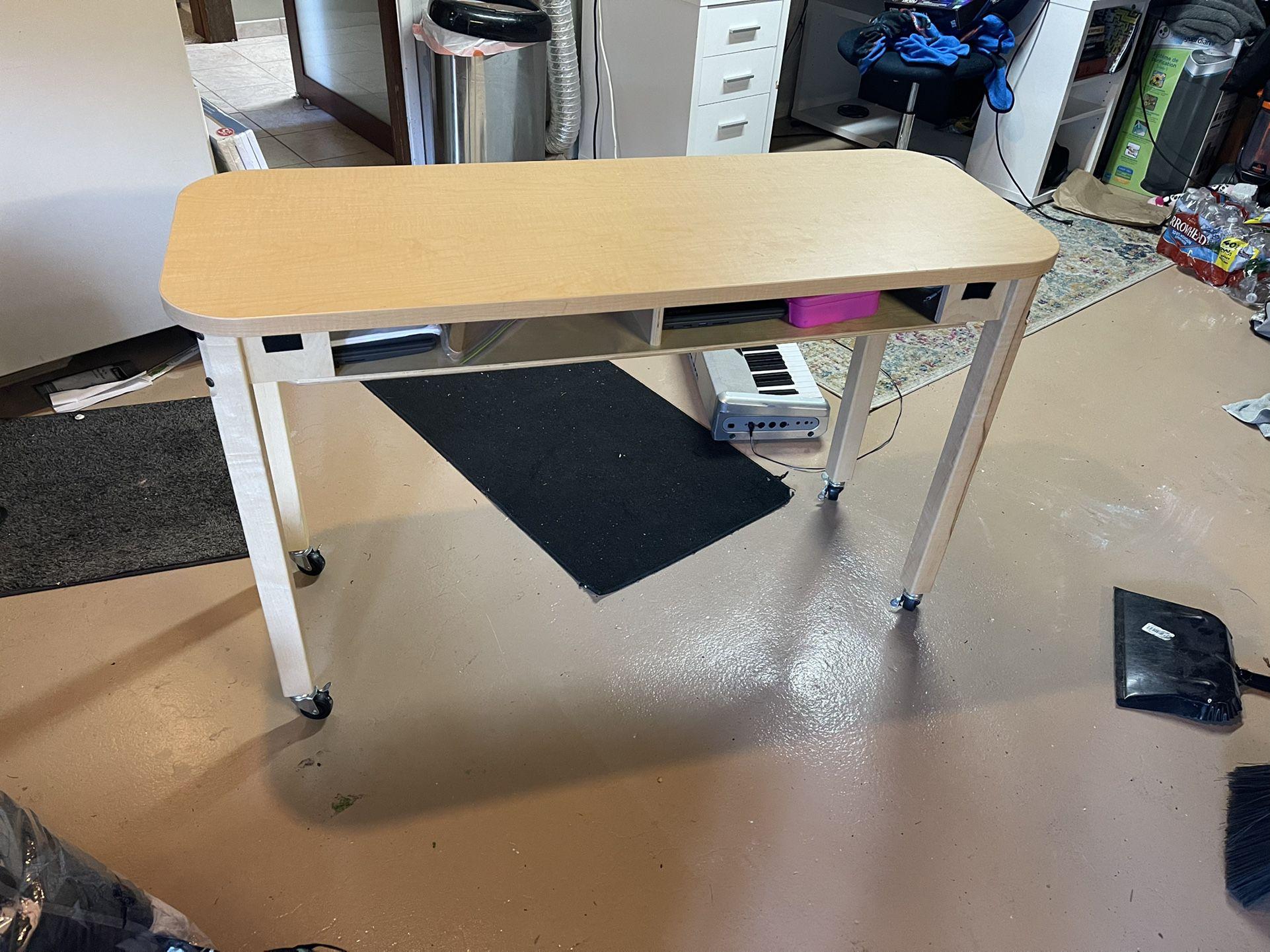 Twin desk