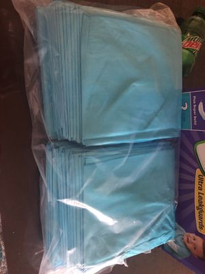 Medical Bed Pads (50 count ) for Sale in Manassas, VA