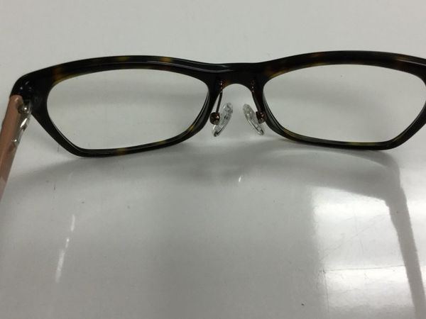 Eyeglasses Repairs:/ add nose pads arm on plastic frames (Jewelry ...