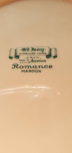 Syracuse China - Romance Thumbnail