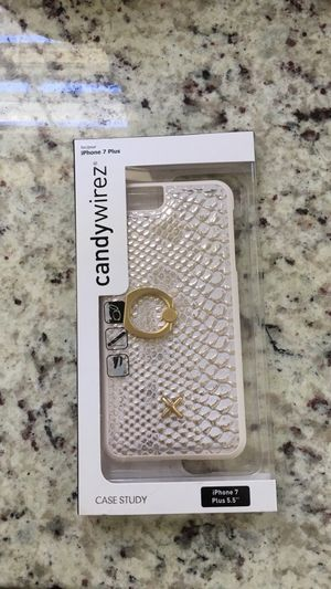 iPhone 7 case- brand new in case for Sale in Apex, NC