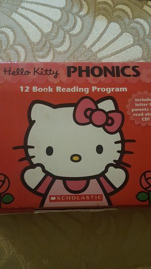 Scholastic Hello Kitty PHONICS CD for Sale in Garfield Heights, OH