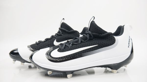 the latest d752d 02ad7 Nike Air Huarache 2K Filth Elite Low Metal Men Baseball Cleats Alpha Black  SIZE 12 for Sale in San Francisco, CA - OfferUp