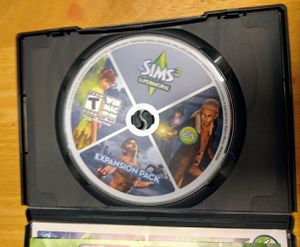 Sims 3 supernatural expansion for pc for Sale in Lynchburg, VA