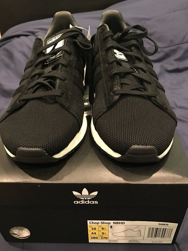 9e5e2bd018d70 Adidas chop shop size 10 for Sale in San Jose