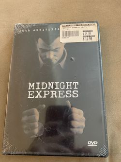 MIDNIGHT EXPRESS 20th Anniversary Edition SEALED DVD Thumbnail