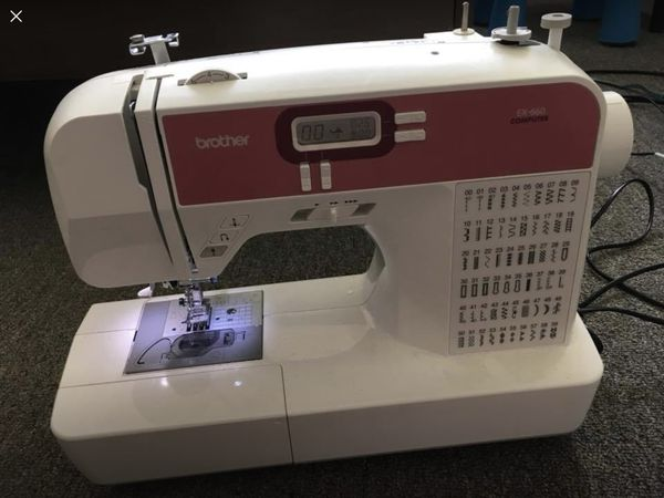 Brother EX40 Computer Sewing Machine For Sale In Berkeley CA Adorable Brother Ex660 Computerized Sewing Machine