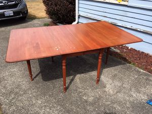 New And Used Antique Tables For Sale In Bellingham Wa Offerup