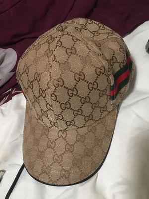 c9288cdf New and Used Gucci hat for Sale in San Diego, CA - OfferUp