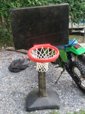 Kids basketball goal pool toy for Sale in Fort Washington, MD