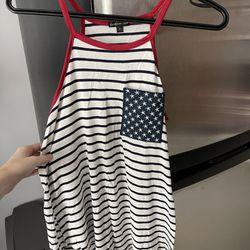 American Flag Tank Top Thumbnail