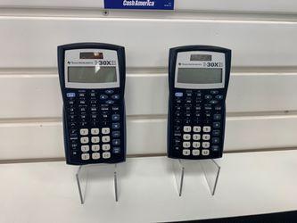 TI -30 Texas Calculator Thumbnail