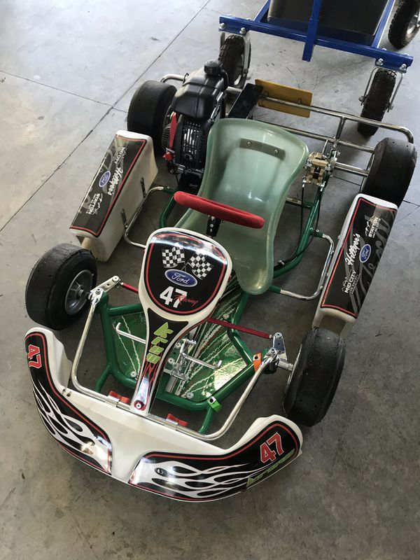 Tommy youth go kart for Sale in Aurora, OR - OfferUp