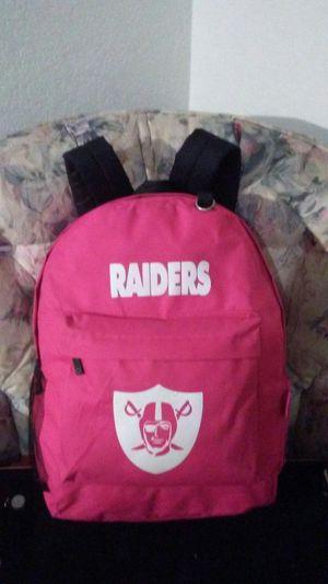 Pink Raider Eastbay backpacks for Sale in Sanger, CA