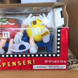 M & M At The Movies Candy Dispenser  Thumbnail