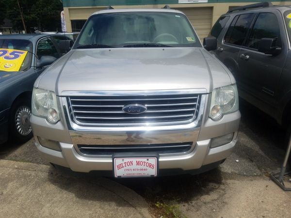 Jeep Patriot 3rd Row >> Liquidation sale...2007 Ford explorer xlt!!!! for Sale in Newport News, VA - OfferUp