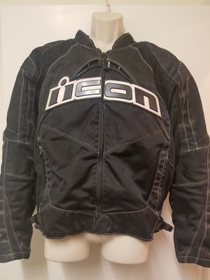 Motorcycle jacket ICON for Sale in Las Vegas, NV