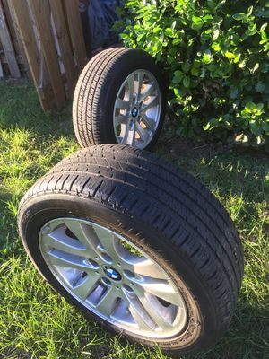 BMW 325i 328i) 4 wheels and tires. for Sale in Manassas, VA