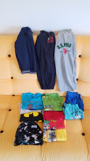 Kids clothes for 5-6 ages (12 pieces) for Sale in Arlington, VA